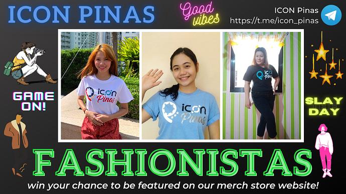 ICON Pinas Fashionistas