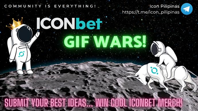 ICONbet GIF Wars!