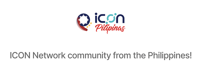 Icon Pilipinas Website