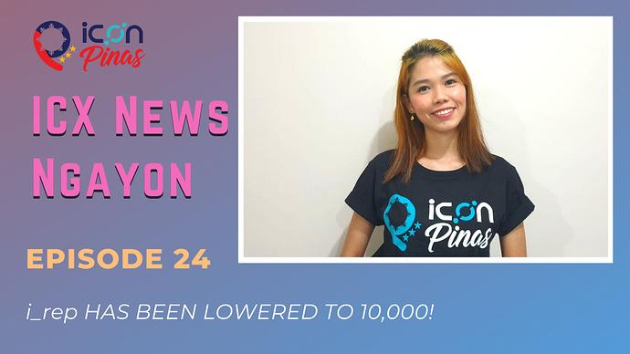 ICX News Ngayon Episode 24