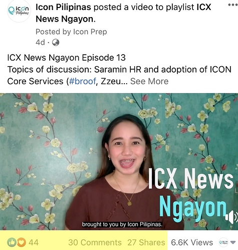 ICX News Ngayon Episode 13