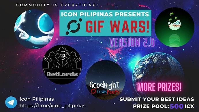 ICON GIF Wars 2.0