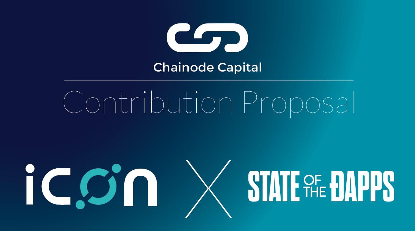 Chainode Capital proposal 5-1
